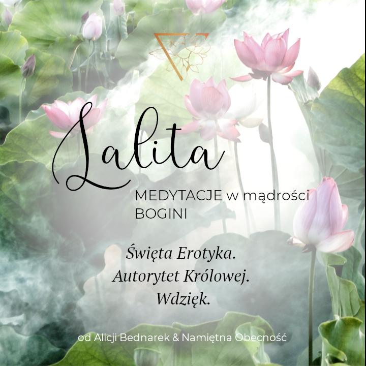 Zestaw medytacji: Lalita (Lalita Tripura Sundari)