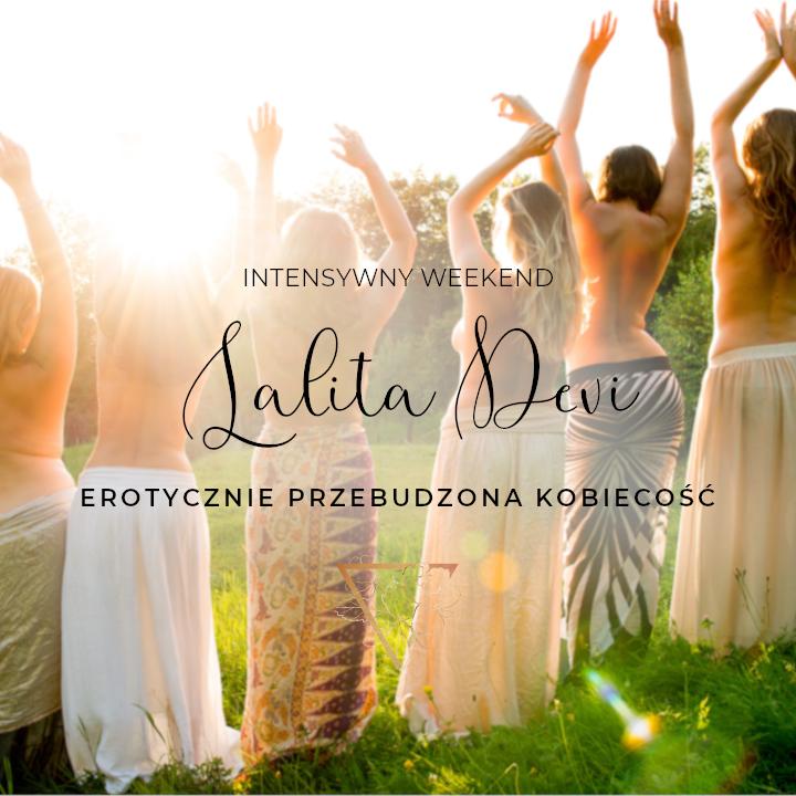 Lalita Devi Weekend – wiosna 2021 / warsztat – zaliczka